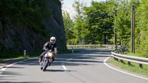 Motorrad-Tour zu Almen und Seen in Salzburg