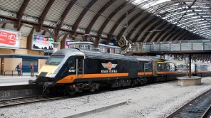 "1. Klasse: Per Bahn ""First Class"" durch Großbritannien"