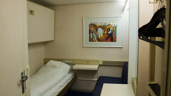 Bild: Kabine auf der King Seaways