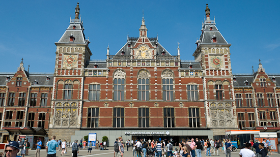 Bild: Amsterdam Centraal