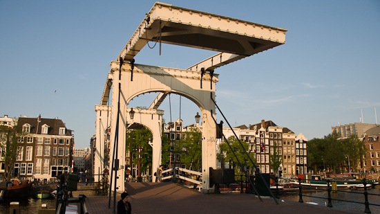 Bild: Magere Brug Amsterdam