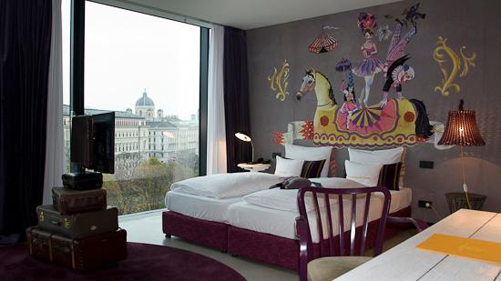 Bild: Suite im 25hours Hotel