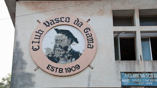 Bild: Club Vasco da Gama in Panjim