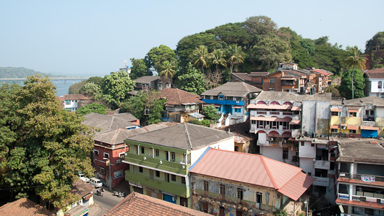 Bild: Panaji/Panjim in Goa
