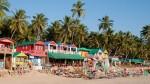 Entspannte Tage am Palolem Beach in Goa
