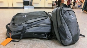 Bild: Deuter Traveller Rucksack und Daypack
