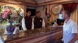 Golden Chariot: Im Luxuszug durch Indien