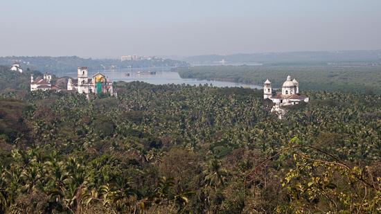 Goa ist Ziel der Reise im Luxuszug durch Indien