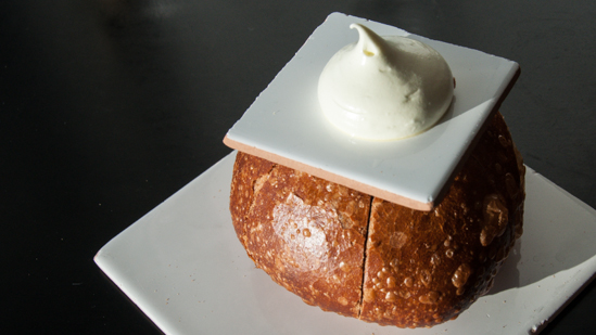 Bild: Brot in der Fiskebaren