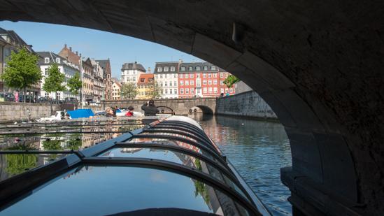 Bild: Brücke in Kopenhagen