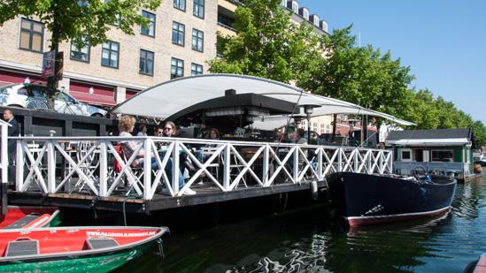 Bild: Christianshavns Bådudlejning Cafe und Restaurant