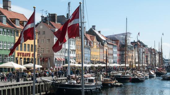 Bild: Kopenhagen Nyhavn