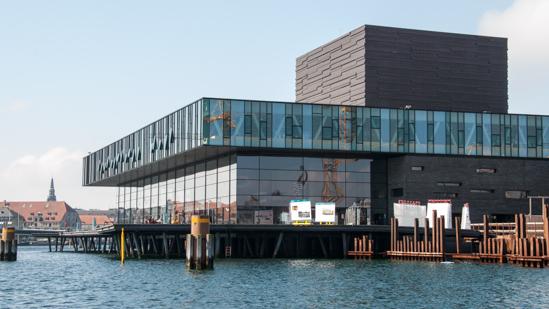 Bild: Neues Schauspielhaus in Kopenhagen