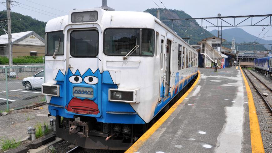 Bild: Fujisan Ltd. Express in Otsuki
