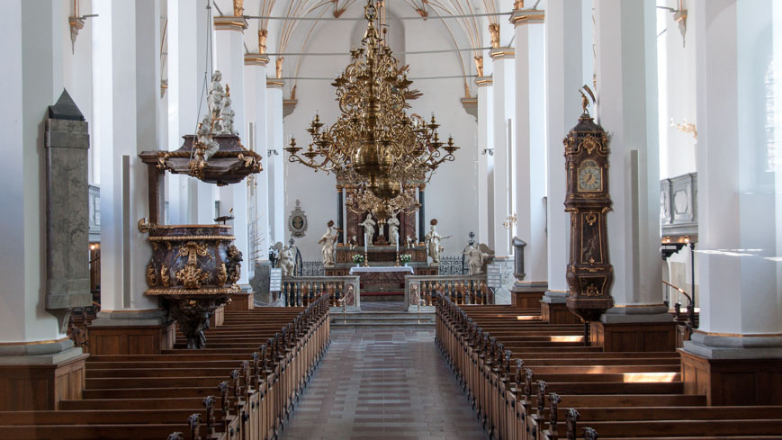 Bild: Dreifaltigkeitskirche Kopenhagen