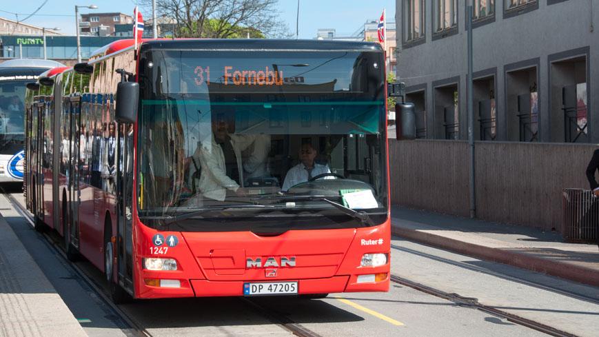 Bild: Bus Oslo