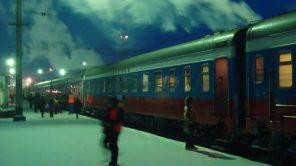 Transsibirische Eisenbahn: Warum Du im Winter reisen solltest