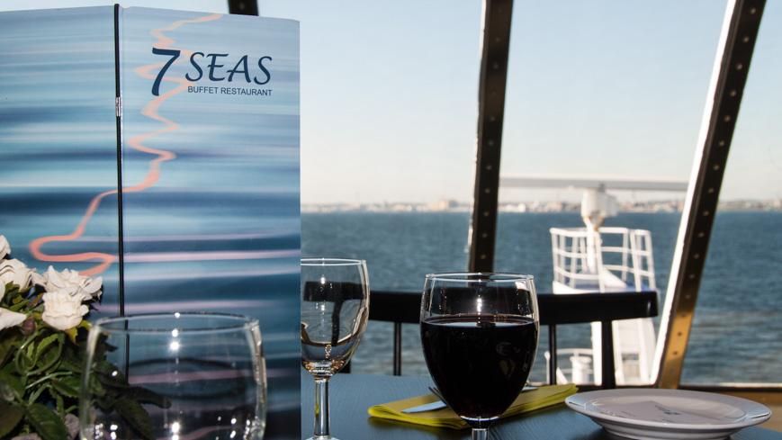 Bild: DFDS Crown Seven Seas Restaurant