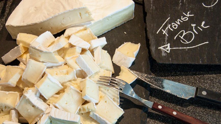 Bild: DFDS Restaurant - Käse
