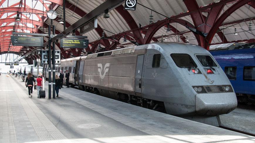 Bild: Bahnhof Malmö