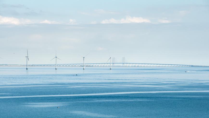 Bild: Öresundbrücke