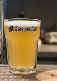 Bild: Hoegaarden Bier - Belgien