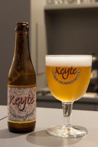 Bild: Keyte Oosténdes Tripel Bier - Belgien