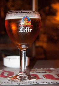 Bild: Leffe Blond Bier