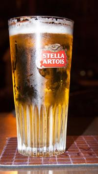 Bild: Stella Artois Bier