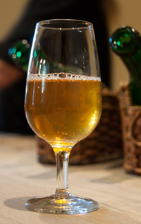 Bild: Cantillon Grand Cru Buocsella Bier