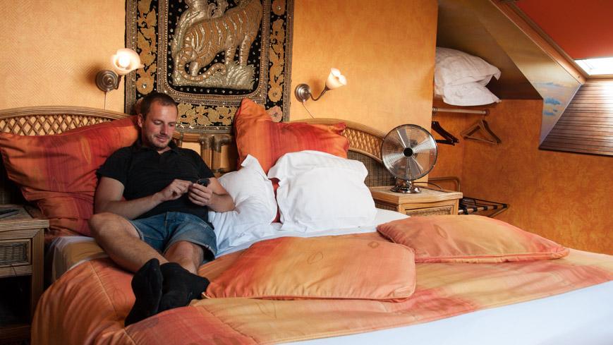 come Hotel in Brüssel - Thailand Zimmer