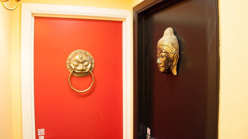 Bild: Welcome Hotel Brüssel - Zimmertüren
