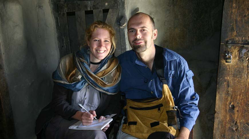 Bild: Ursula Wunder und Martin Novotny - Bild: Martin Novotny