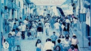Mein erster Kontakt mit Quito…