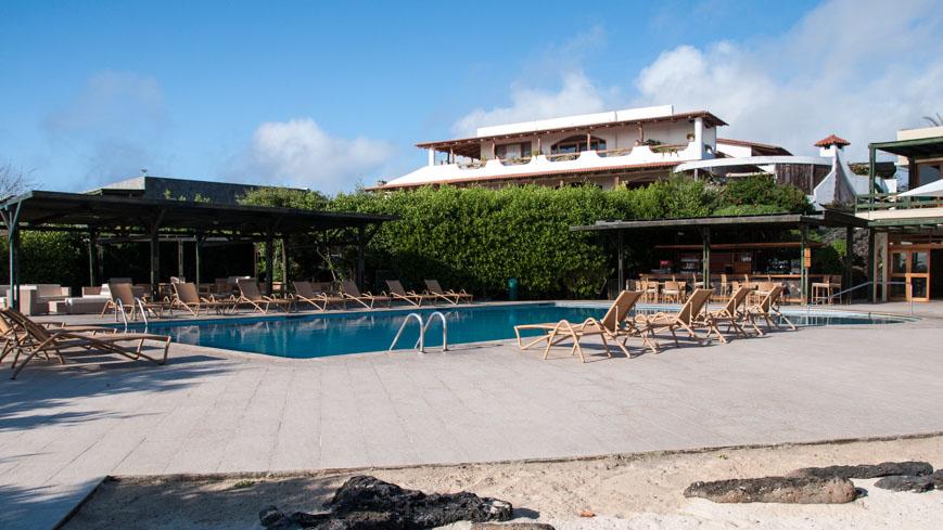 Bild: Finch Bay Hotel in Puerto Ayora - Galapagos Inseln