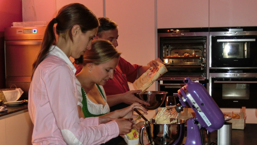Bild: Küchenmaschine im Cook and Wine