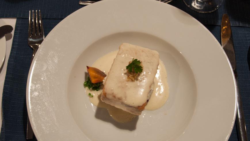 Bild: Essen auf der La Pinta
