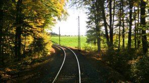 Mit der Gleichenberger Bahn durch den Herbst