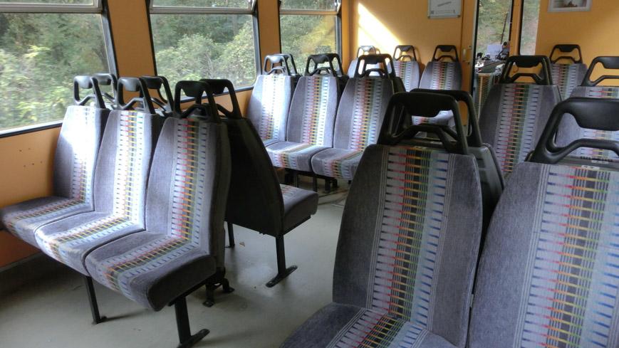 Bild: Triebwagen der Steiermärkischen Landesbahn (STLB)