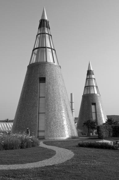Bild: Dach der Bundeskunsthalle in Bonn