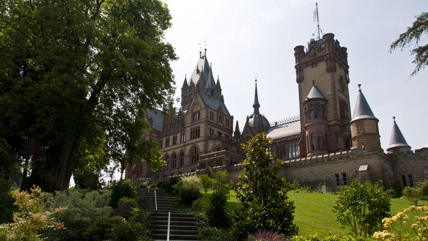 Bild: Schloss Drachenburg