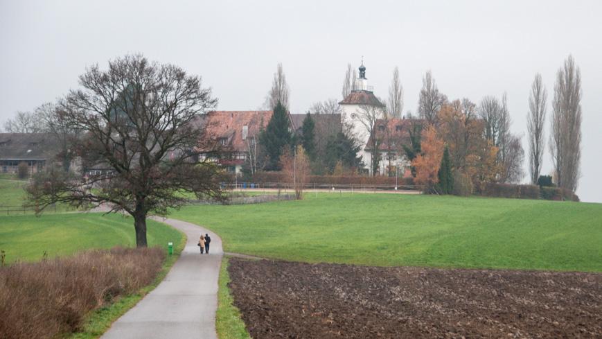 Bild: St. Gallen - Schloss Watt