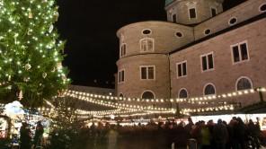 Weihnachtsmarkt-Bummel durch Salzburg (1)