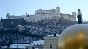 I am dreaming of a white Christmas… in Salzburg