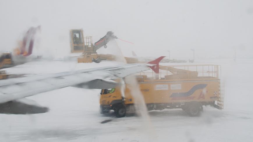 Bild: Enteiser am Salzburg Airport