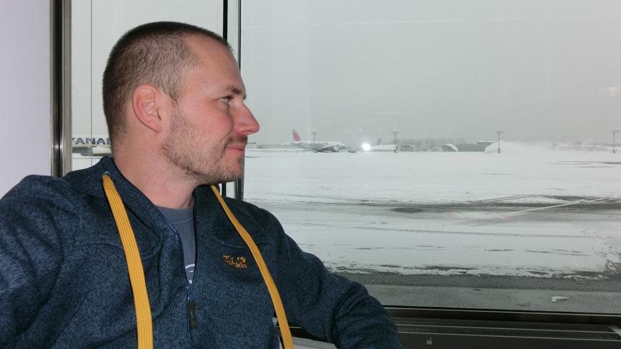 Bild: Gerhard am Salzburg Airport