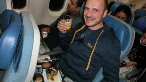 Bild: Gerhard in Turkish Airlines