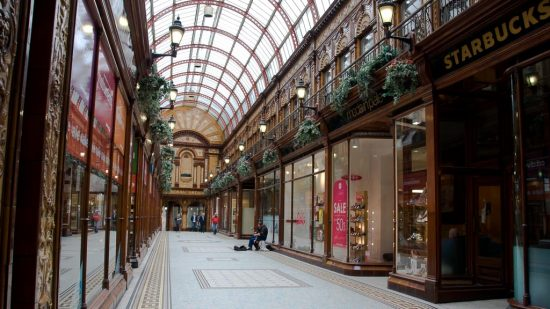 Bild: Central Arcade Newcastle