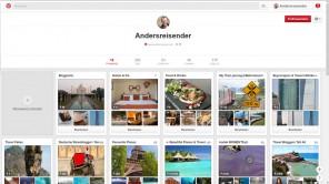 Bild: Pinterest-Profil von Andersreisender