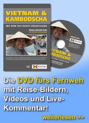 DVD Vietnam & Kambodscha